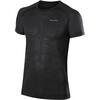 Falke Silk-Wool - Sous-vêtement Homme - gris/noir